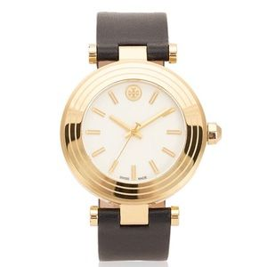 Tory Burch Classic Ivory Dial Ladies Watch TRB9003